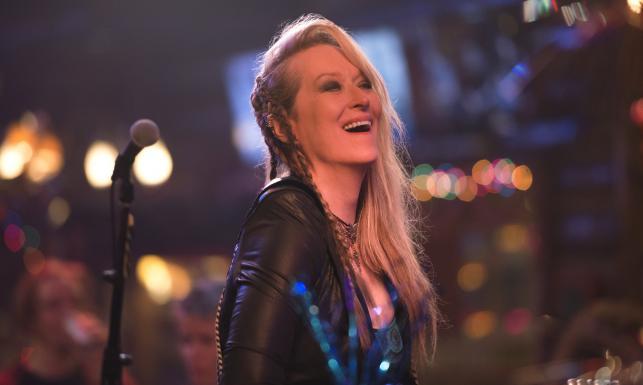 Mamma Mia! Meryl Streep śpiewa rocka [ZDJĘCIA]
