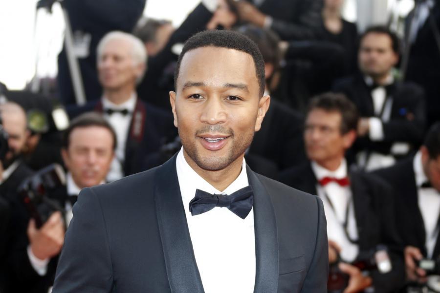 John Legend na festiwalu w Cannes