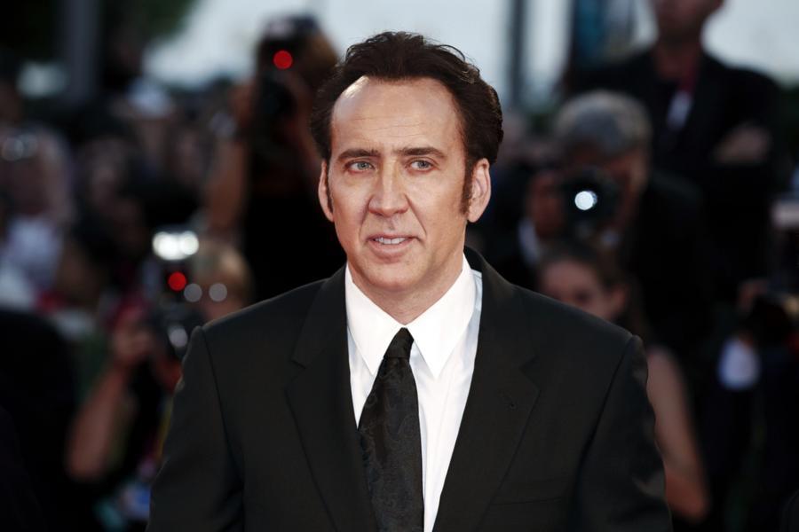 Nicolas Cage będzie gwiazdą\