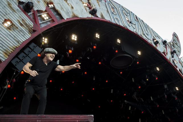 AC/DC zagra na Narodowym