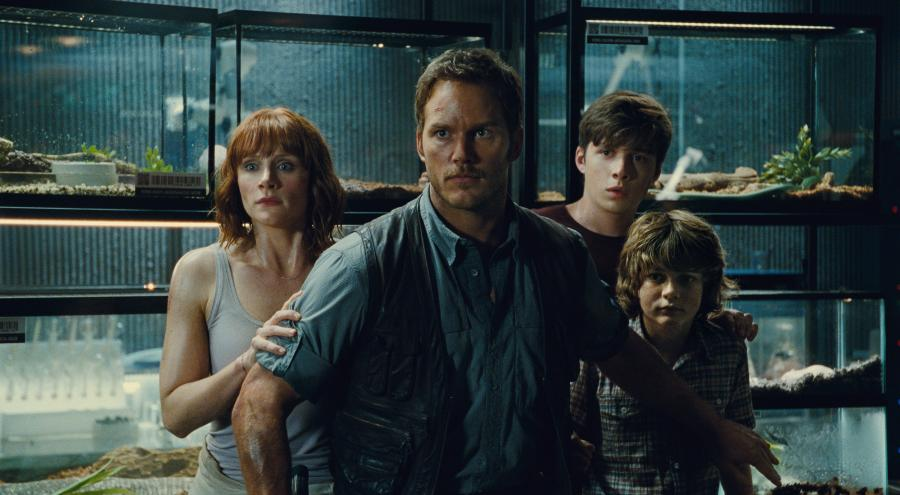 """Jurassic World"" (reżyseria: Colin Trevorrow)"