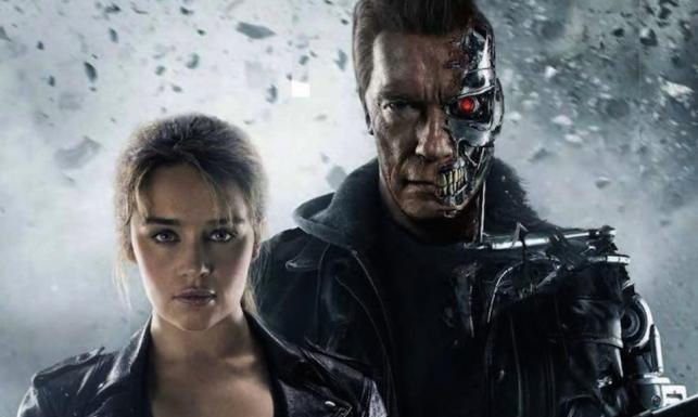 Minionki, Al Pacino i Terminator na ekranie. To siępo prostu w głowie się nie mieści [ZDJĘCIA]
