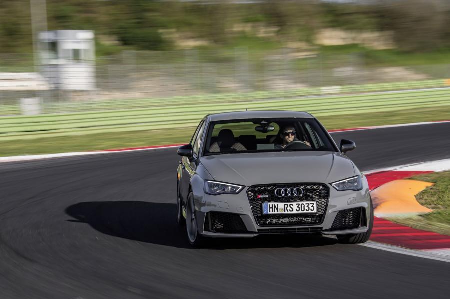 Audi RS 3 Sportback 2.5 TFSI quattro