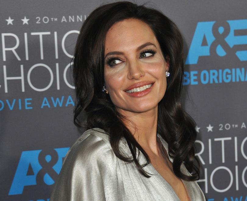 Angelina Jolie zagra carycęKatarzynę?