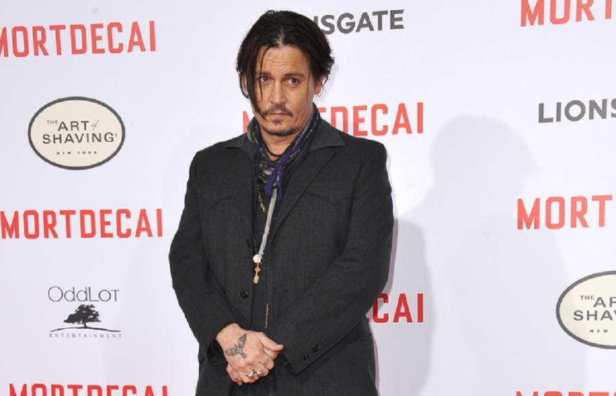 Johnny Depp zagra dyrektora w depresji?