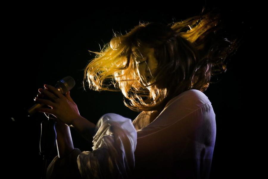 Florence Welch: o była jedna z pierwszych piosenek napisanych na ten album