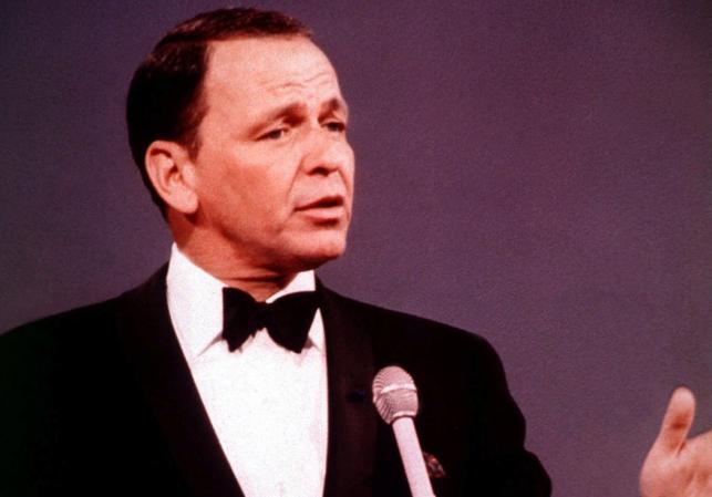 """1. """"My Way"""" –Frank Sinatra"""