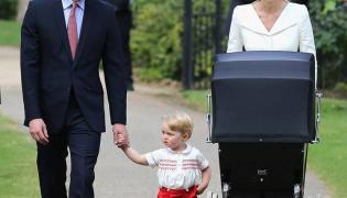 Książe William i księżna Kate z księciem Jerzym i księżniczką Charlotte / zdjęcia z oficjalnego profilu Brytyjskiej Rodziny Królewskiej