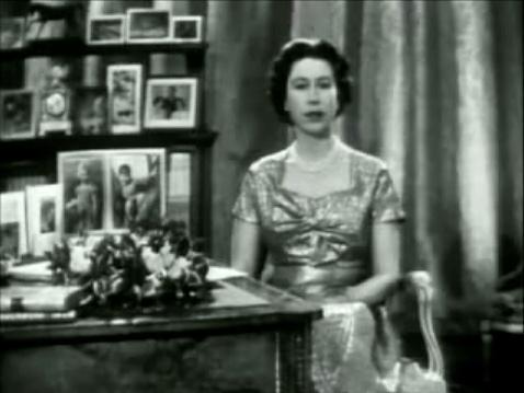 50 lat temu brytyjska królowa miała swój debiut w telewizji