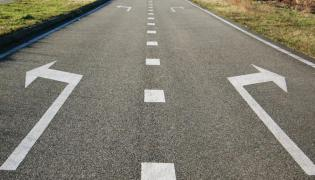 Dojazd na Euro niewykończonymi drogami