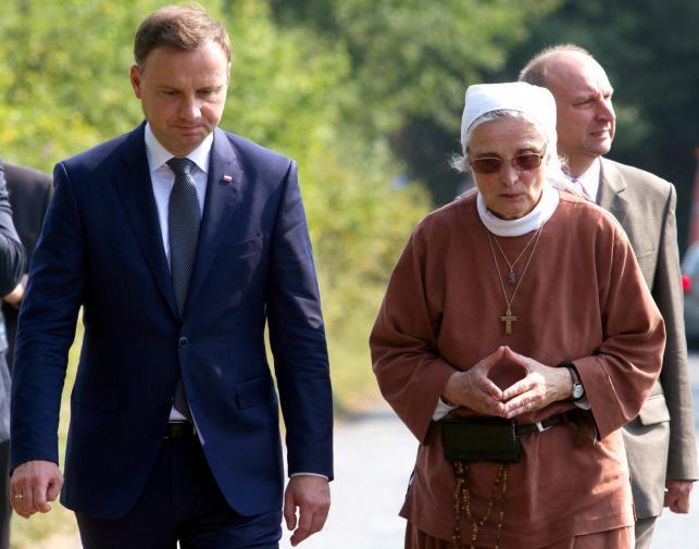 Siostra Chmielewska apeluje do prezydenta. Andrzej Duda obiecuje pomoc