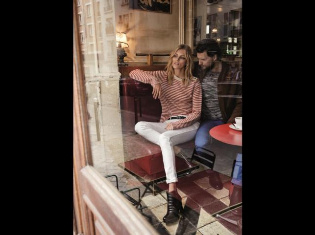 4038df07 Jesień w dobrym stylu: Anja Rubik z mężem w nowej kampanii CCC ...