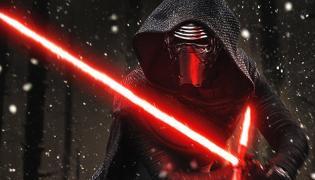 """""""Gwiezdne wojny: Przebudzenie mocy"""" –Kylo Ren gotowy do walki"""