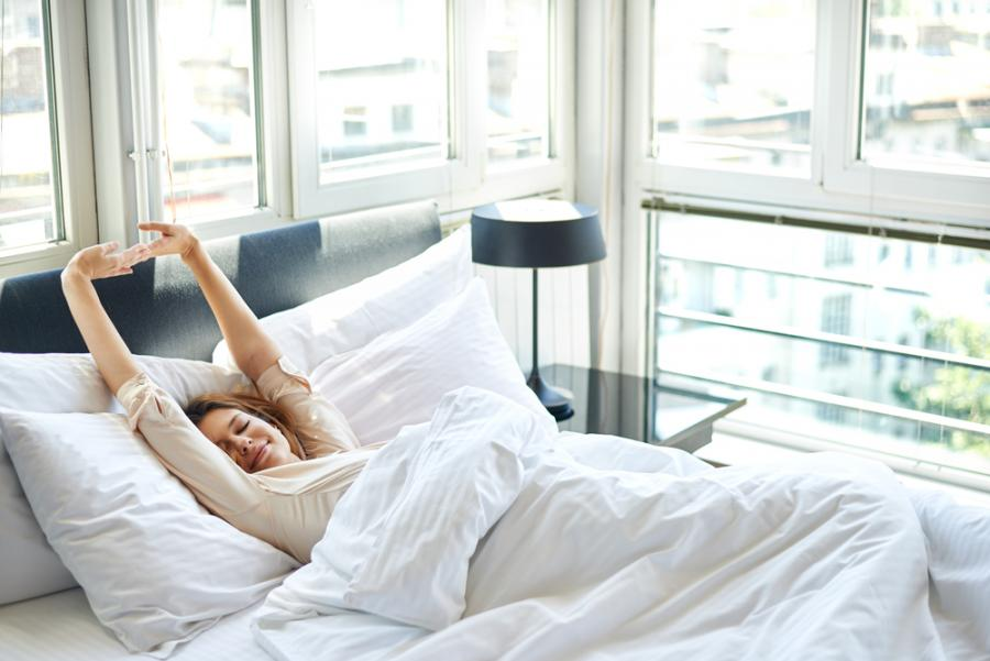 Dobra ilość snu