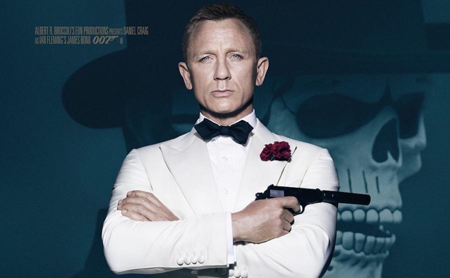 """""""Spectre"""": Bond na nowym plakacie"""