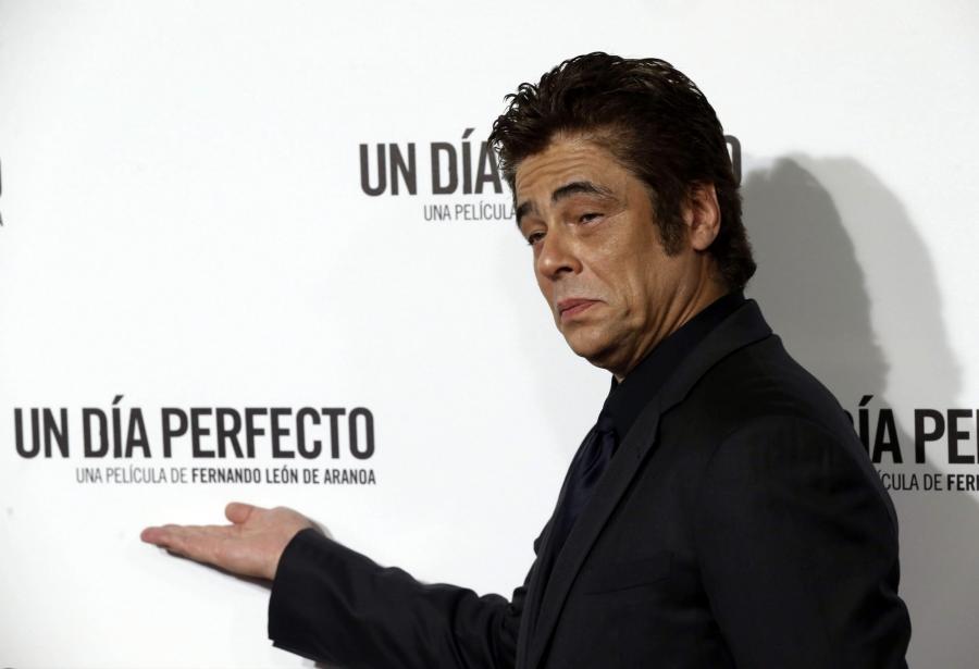Benicio Del Toro będzie zły w \