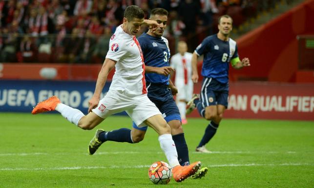 El. ME 2016: Pewne zwycięstwo kadry Nawałki. Polska - Gibraltar 8:1. ZDJĘCIA