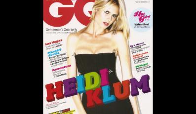 Zobacz ostrą sesję Heidi Klum dla GQ