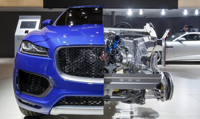 Nowy jaguar ujawniony! Zobacz auto, które przemknęło Polakom koło nosa. ZDJĘCIA