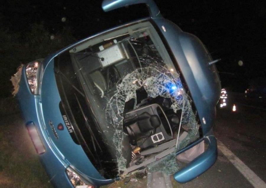 Wypadek polskiego autokaru w Czechach