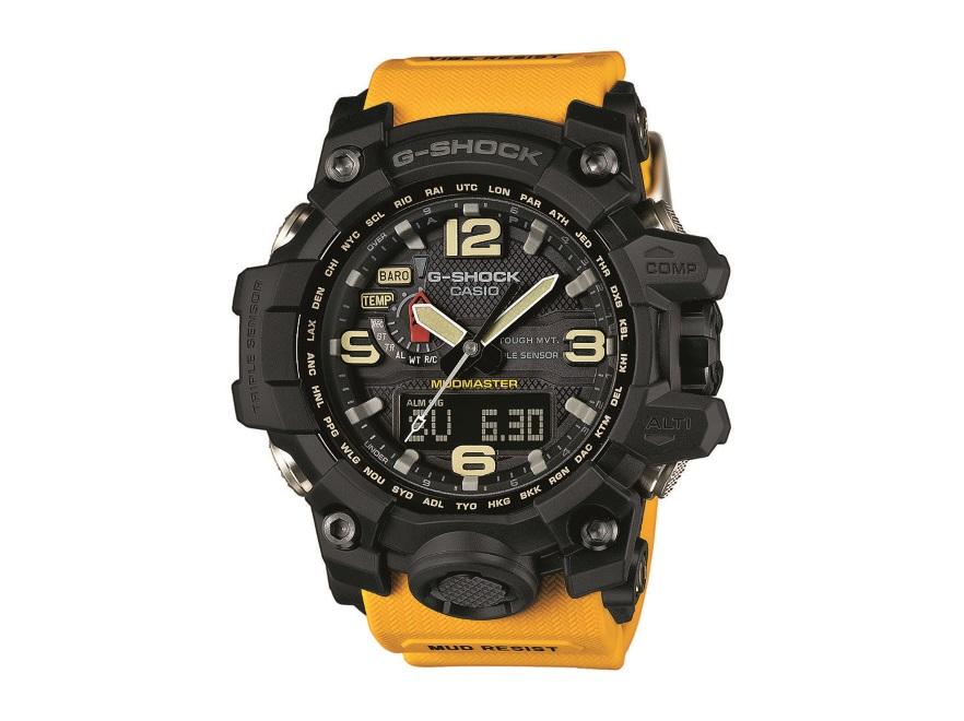 Sportowiec. Zegarek w stylu G-SHOCK MUDMASTER, cena  ok. 3390 zł