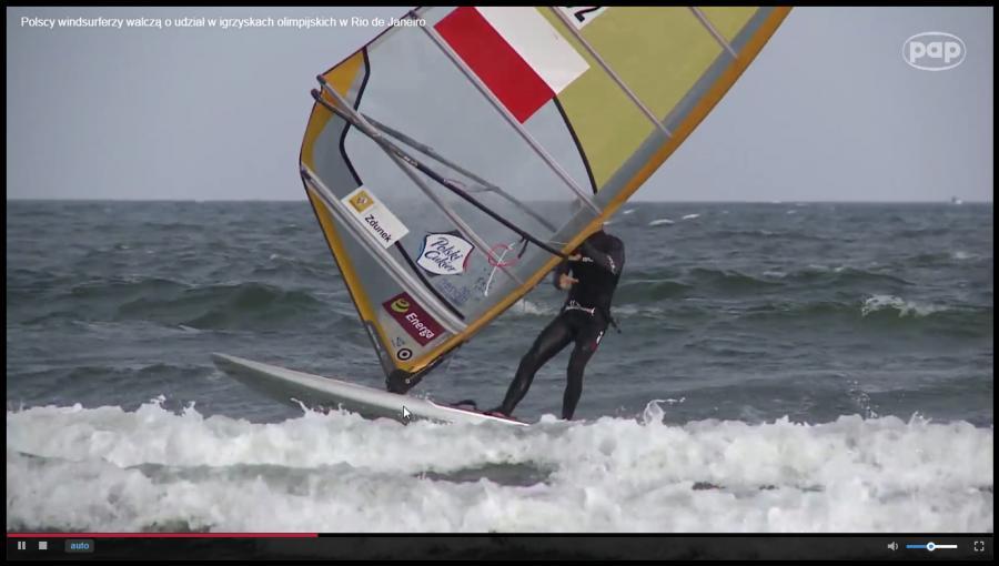 Polscy windsurferzy