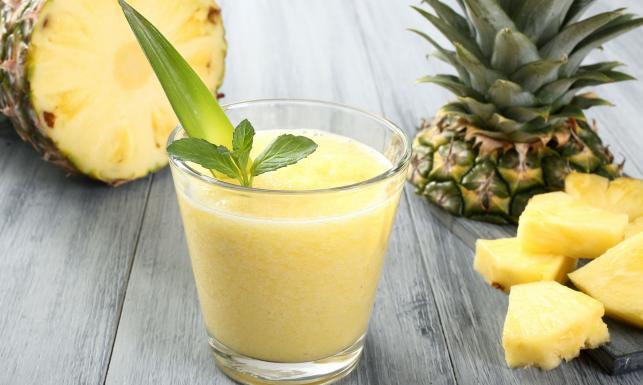 Ananas chroni przed rakiem, wzmacnia kości... ZALETY
