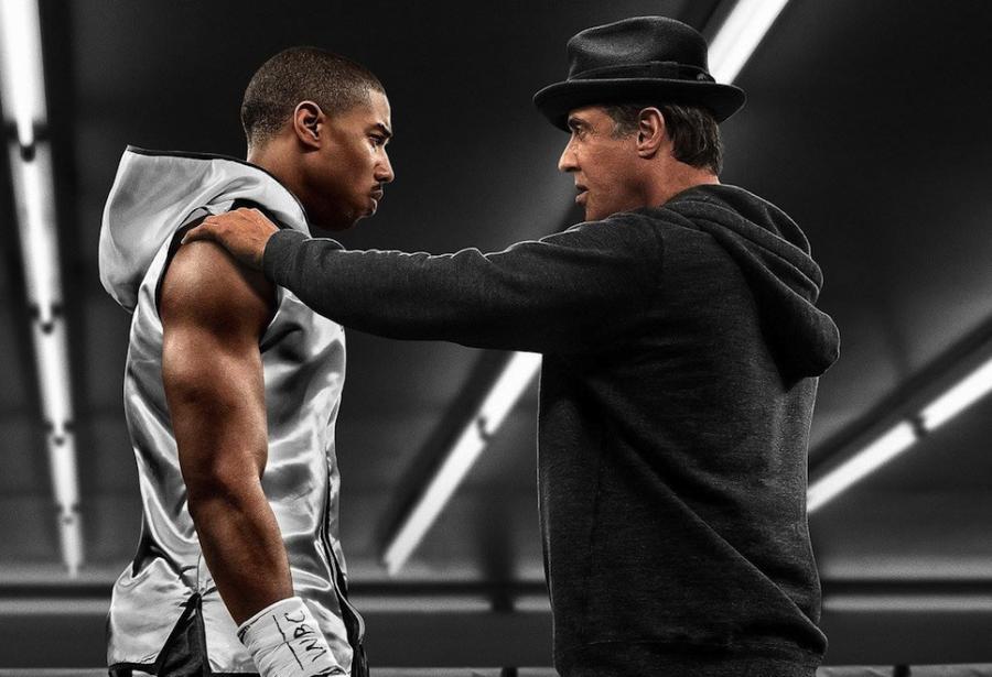 Rocky wraca po raz kolejny, tym razem po to, żeby przekazać swoją wiedzę synowi swojego dawnego przyjaciela i rywala – Apollo Creeda