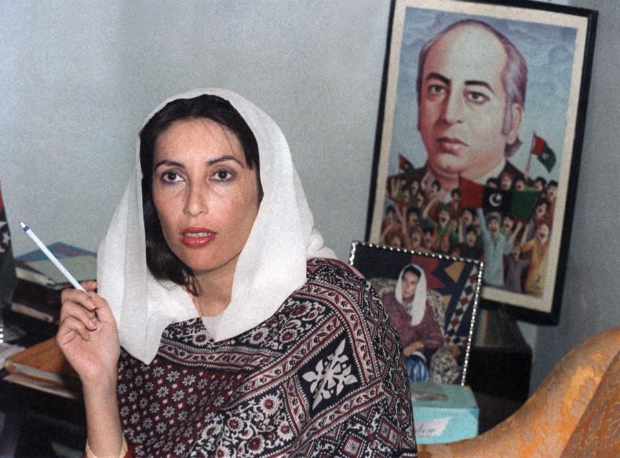 Śmierć prześladuje rodzinę Bhutto