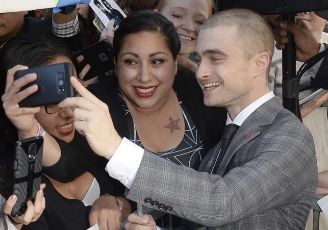 Daniel Radcliffe ma swoją gwiazdę w Alei Sław