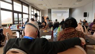 """Uczestnicy pierwszej w Polsce, międzynarodowej konferencji ofiar molestowania przez księży """"Stop nadużyciom seksualnym"""""""
