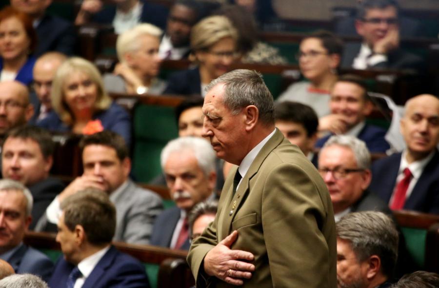 Jan Szyszko nowym ministrem środowiska