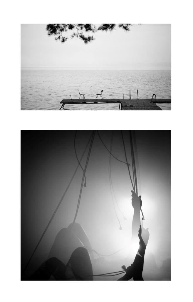 """""""Dyptyk"""" autorstwa Joanny Tkaczuk"""