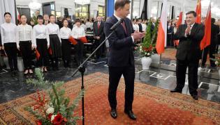 Prezydent Andrzej Duda w Chinach