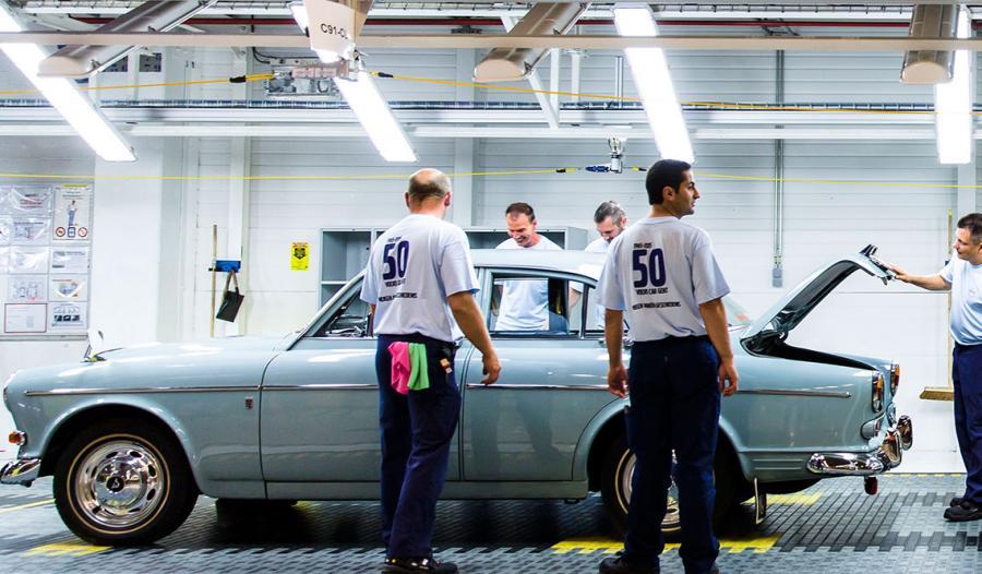 Volvo amazon