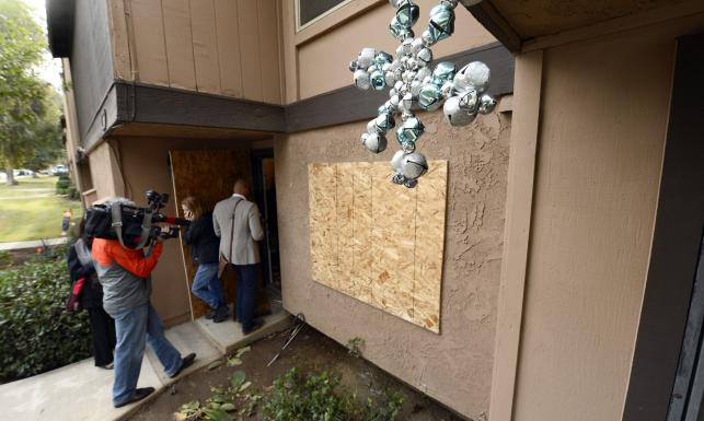 Zabójcy z San Bernardino to islamscy terroryści? Zobacz ZDJĘCIA z ich mieszkania