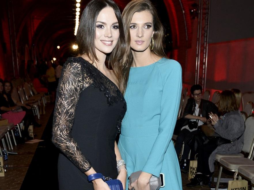 Paulina Krupińska i Kamila Szczawińska