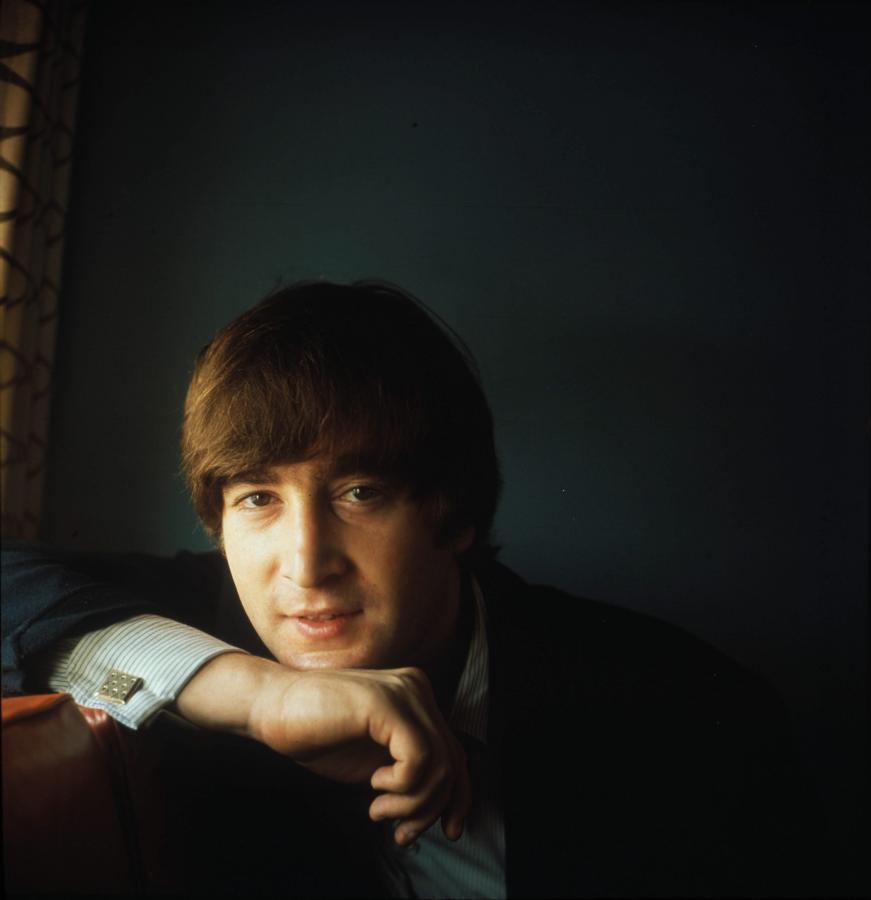 John Lennon w 1964 roku