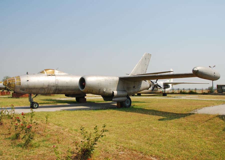 Samolot Ił-28 - zdjęcie poglądowe