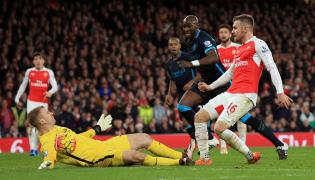 Arsenal Londyn - Manchester City