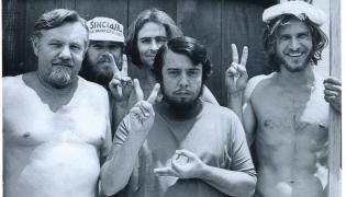 Harrison Ford i jego stolarska brygada w 1970 roku