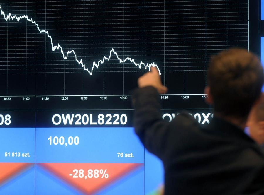 Światowy kryzys dotarł do Polski
