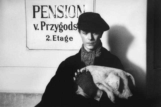 David Bowie w 1978 roku