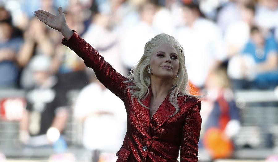 Lady Gaga zachwyciła podczas finału rozgrywek ligi NFL