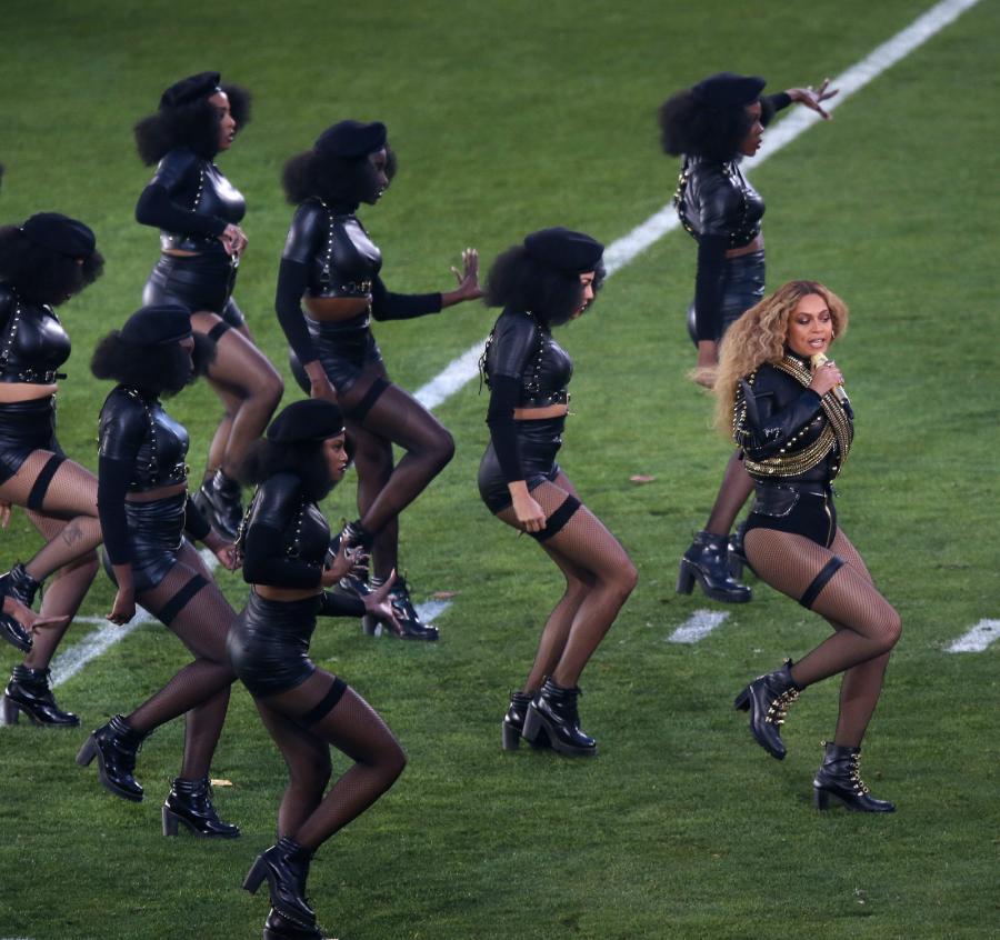 Beyoncé gwiazdą Super Bowl 2016