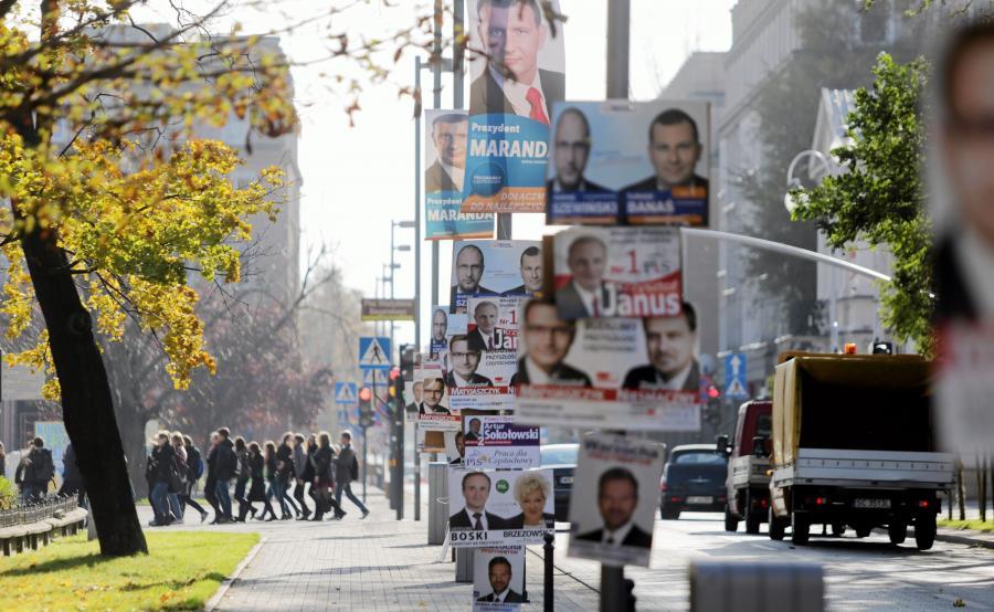 Kampanie Polityków Za Szemrane Pieniądze Umyślne Omijanie