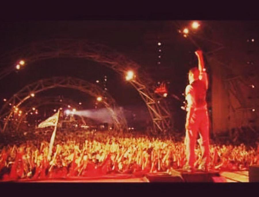 Audioslave na Kubie byli przed Stonesami