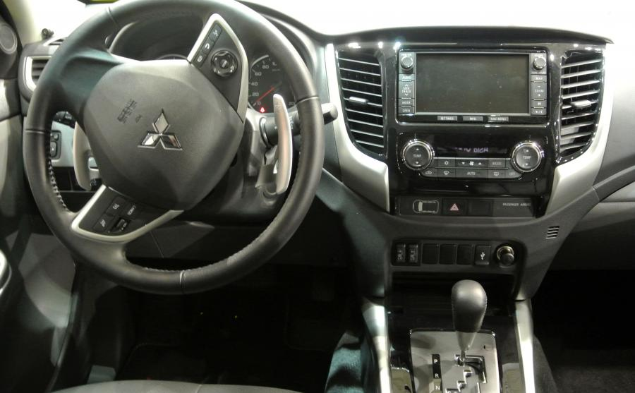 Mitsubishi L200 MONSTER