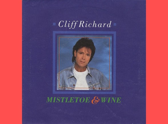 "Cliff Richard ""Mistletoe & Wine"""