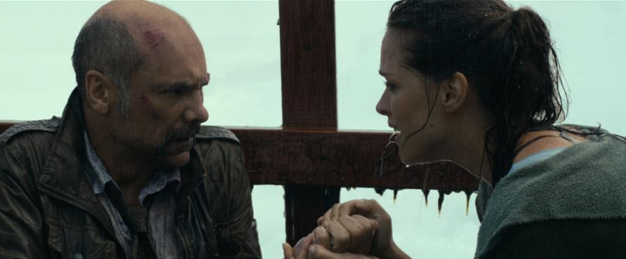 Alicja Bachleda Curuś i Greg Stuhr w filmie \